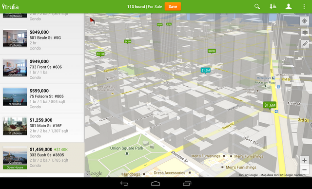 maps app android